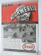 DMW 1948-14,PHILIPS ADD,LSE 2-TAKT ENGINE,CZ,BRABANCON MEUNIER,ALKMAAR IESBERTS