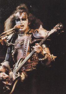 2001-Neca-Kiss-Cartas-Coleccionables-Kiss-Alive-72