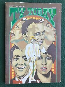 TV Today by Peggy Hudson Scholastic Books Laugh-In Mod Squad Get Smart Adam-12