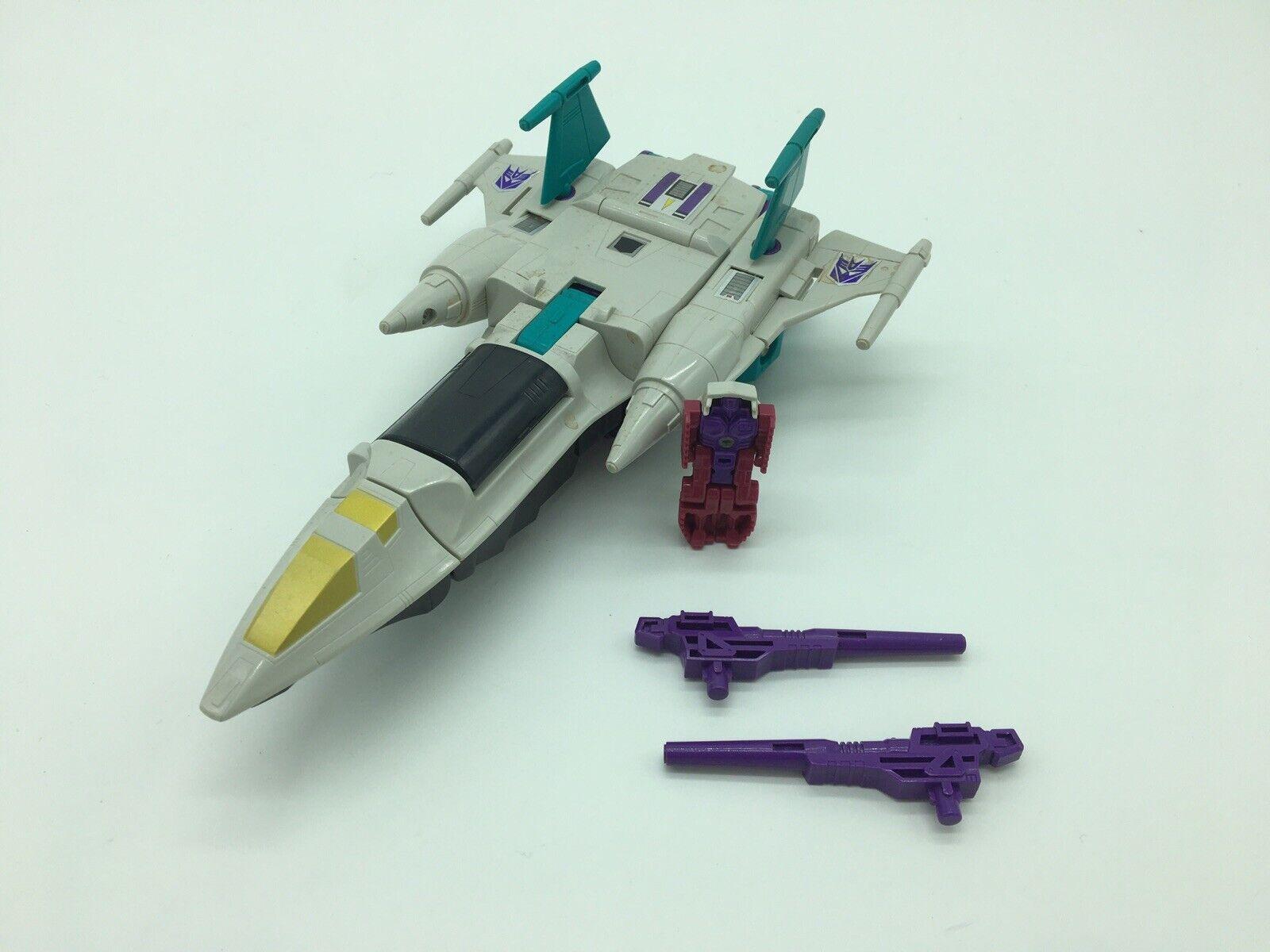 Transformers G1 Snapdragon, directeur, 1980 S, Decepticans, 1980 S, Mégatron, RARE