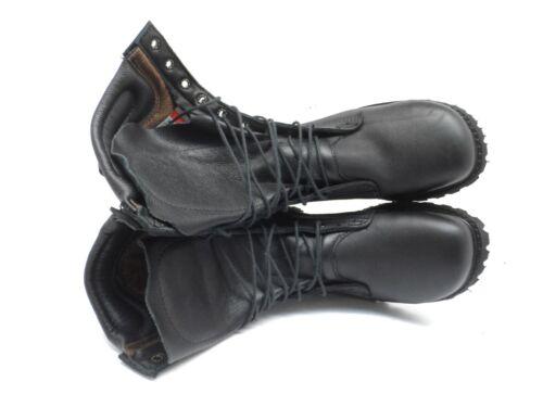 "Honeywell Men/'s PRO Series 8/"" Model 3003 Wildland//Station//Duty Boots Black 11.5E"