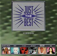 JUST THE BEST 1/2000 - VARIOUS ARTISTS / 2 CD-SET (VON BMG ARIOLA) - TOP-ZUSTAND