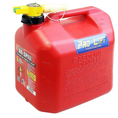 Einfüllsystem 00250 No Spill Kanister 20L Benzin Reserve Dieselkanister Profi