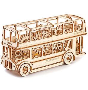 Wooden.City: London Bus