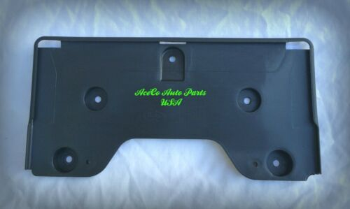 For 2008-2010 CHEVROLET HHR  2.0L FRONT BUMPER LICENSE PLATE HOLDER TAG BRACKET