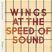 Paul McCartney; Wings at the Speed of Sound (2014) 2CD Digipack Remastered Immac