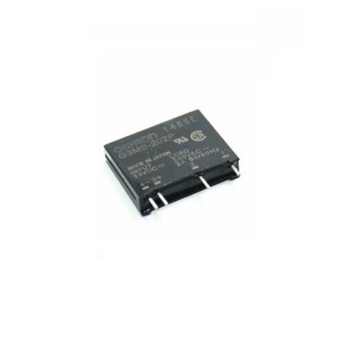 1//2//5//10PCS 5V//12V//24V G3MB-202P DC-AC PCB SSR Solid State Relay Module CK