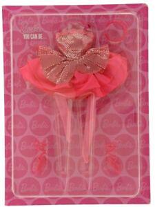 Barbie Ballerina Outfit-barbie Vous Pouvez être... Une Ballerine + Magazine #2-afficher Le Titre D'origine