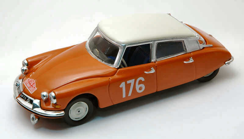 CITROEN DS 19  176 Monte Carlo 1959 1 43 MODEL rio4188 rio