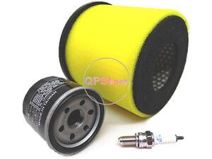 SUZUKI-LTA-LTF-400-02-15-EIGER-KING-QUAD-SERVICE-KIT-Air-Filter-Oil-Filter-Spark