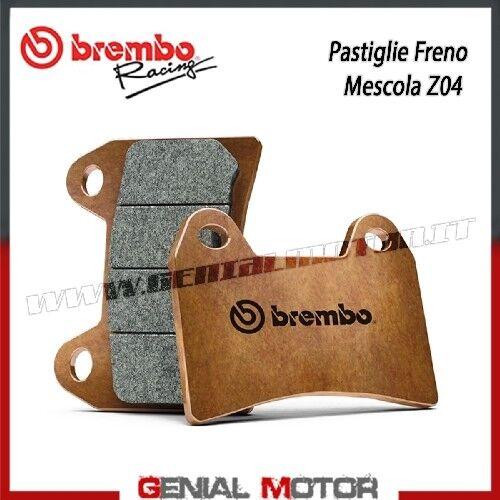 Set Bremsbelag Vorne Brembo Racing Z04 Zange Brembo P4 30//34 Achsabstand 40 mm