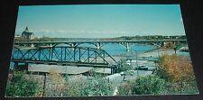 The City Of Bridges Saskatoon Saskatchewan Postcard