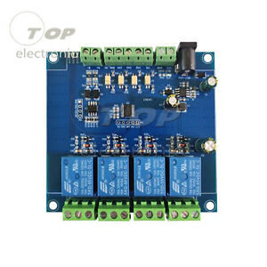 4-ch-Modbus-RTU-Relay-Switch-Module-Signal-input-and-output-RS485-TTL-Controller