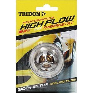 * TRIDON High Flow Thermostat For Toyota Landcruiser Prado Diesel KZJ120R TD