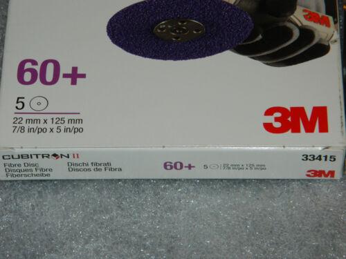 "33415 33425 OR 33428 CUBITRON II 5/"" 7/"" DISCS 33416 CHOICE OF 3M 33413 33427"