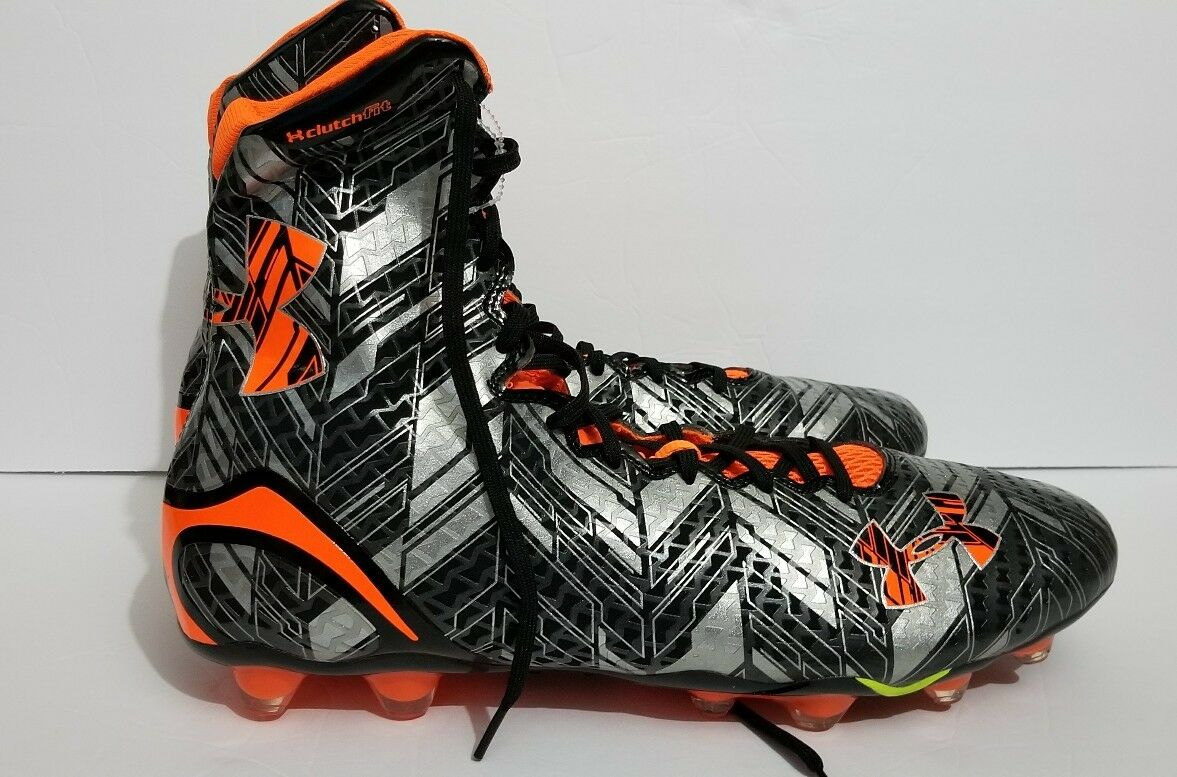 UNDER ARMOUR LAX Highlight MC Clutch Fit TD Molded FOOTBALL LACROSSE Cleats 16