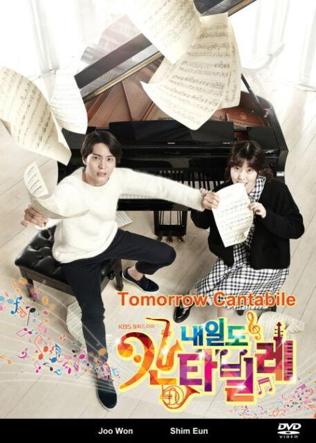 Tomorrow Cantabile Korean Drama (4DVDs) Excellent English & Quality - Box Set!