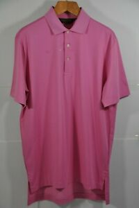 Size M To Adopt Advanced Technology M's Ralph Lauren Polo Golf Regular-fit Stretch Performance Jersey Polo