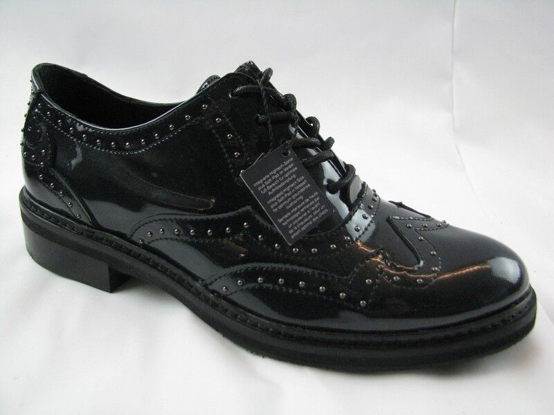 Daniel Hechter señora semi zapato zapato zapato Anastasia d 'azul Gr. 37  marca de lujo
