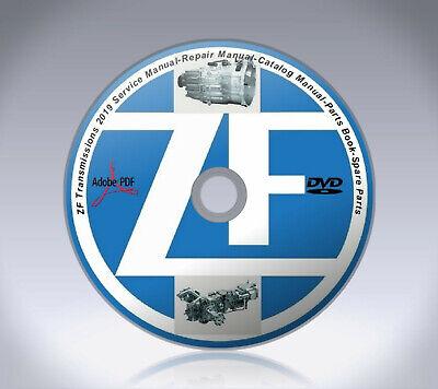 Array - zf transmissions all models full set manuals 2019   ebay  rh   ebay com