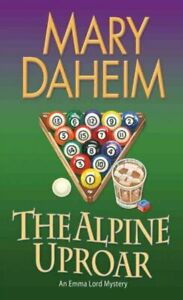 Alpine-Uproar-Paperback-by-Daheim-Mary-Brand-New-Free-shipping-in-the-US