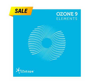 IZOTOPE OZONE 9 ELEMENTS WINDOWS MAC BLITZVERSAND ✔⚡