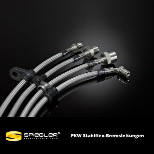 SPIEGLER PKW Stahlflex-Bremsleitung für Honda Legend 3 KA9 205 PS, 3.5i 24V