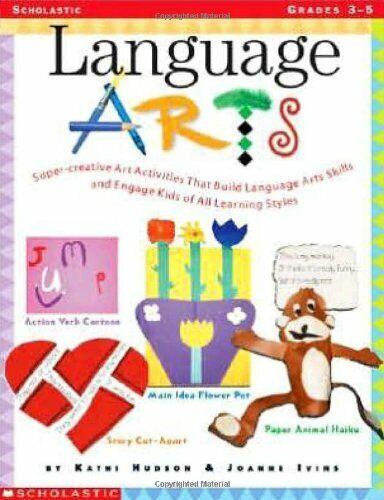 Language Arts  Super-Creative Art Activities That Build Language Arts