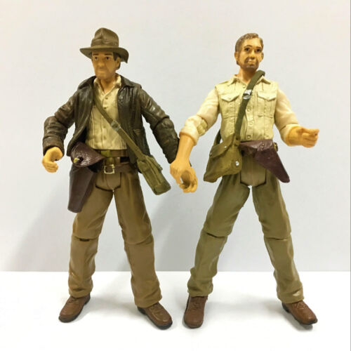 """Indiana Jones Raiders Of The Lost Ark Collect 3.75/"""" Action Figure boy toy"""