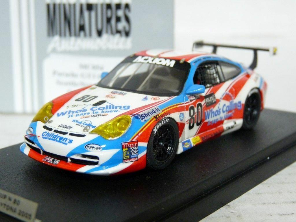 Mc054 - 1   43 Porsche 911 gt3 Cup Daytona 2005