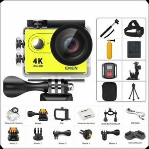 Camera-Go-Action-Pro-Waterproof-Sports-Original-EKEN-H9-H9R-Ultra-HD-4K-60f