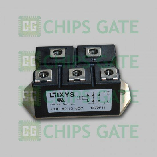1PCS NEW VUO82-12NO7 IXYS MODULE VUO8212NO7