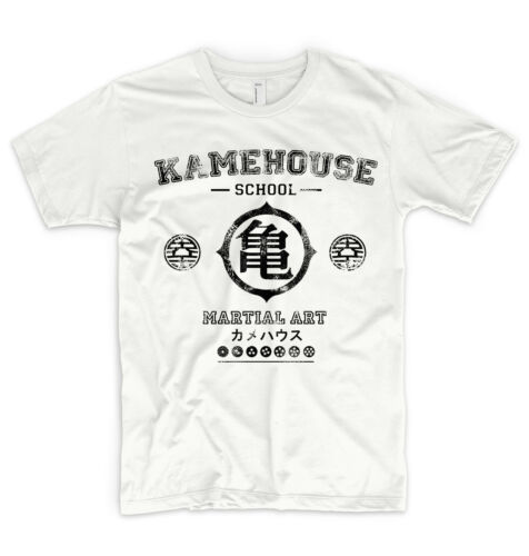 Kamehameha T Shirt Goku Dragon Ball Super Saiyan Gym Vegeta Training Broly