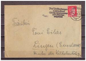 Empire-Allemand-Minr-827-Munster-Westf-apres-Lingen-Ems-29-07-1942-Wst