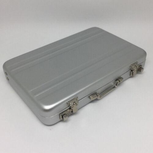 1//6 Scale Suitcase Model Aluminium Alloy Scene For 12/'/' Action Figure Mini Alloy