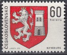CSSR Nr. 2252** Stadtwappen von Nymburk / Nimburg