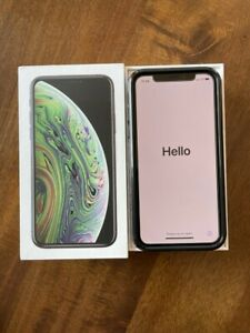 Apple-iPhone-XS-256GB-Space-Gray-Unlocked-VERIZON-Excellent-Condition