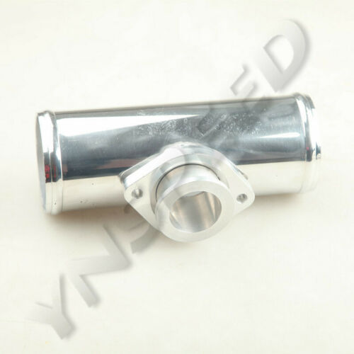 "2.5/"" OD Aluminum Blow Off Valve Flange Adaptor Pipe For Greddy RS S Type"