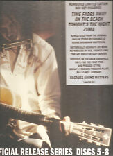 """NEIL YOUNG """"Official Release Series Discs 5-8"""" 4LP Box Set sealed numbered"""