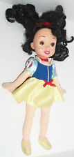 disney sleeping snow white 14 inch soft doll