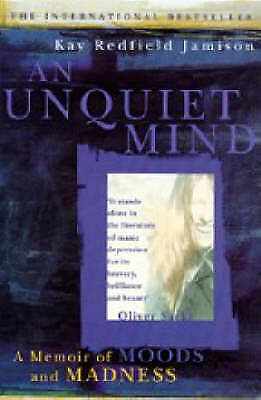 1 of 1 - USED (GD) An Unquiet Mind by Kay Redfield Jamison