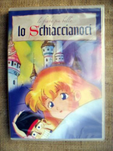 Lo Schiaccianoci - collana le fiabe più belle - dvd nuovo sigillato