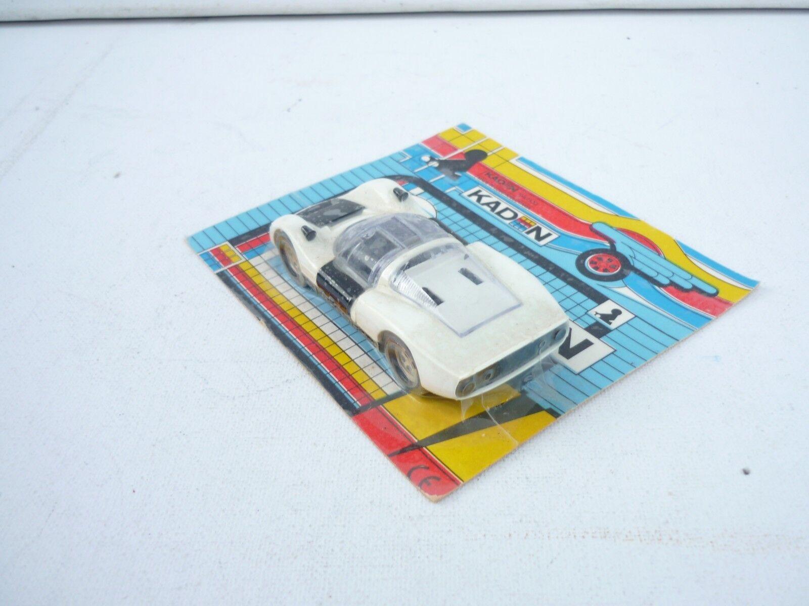 1 43 Kaden Vintage Porsche Porsche Porsche Carrera New on Blister Rare   582947