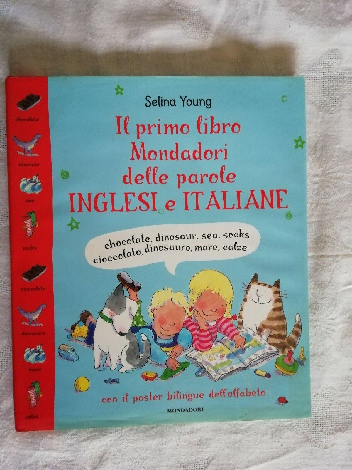 Soluzioni Giardino Delle Parole primo libro mondadori delle parole inglesi e italiane - s. young - ed.  mondadori