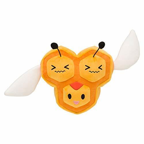 Pokemon Center Original Everyone Wobbuffet  Combee Plush Doll
