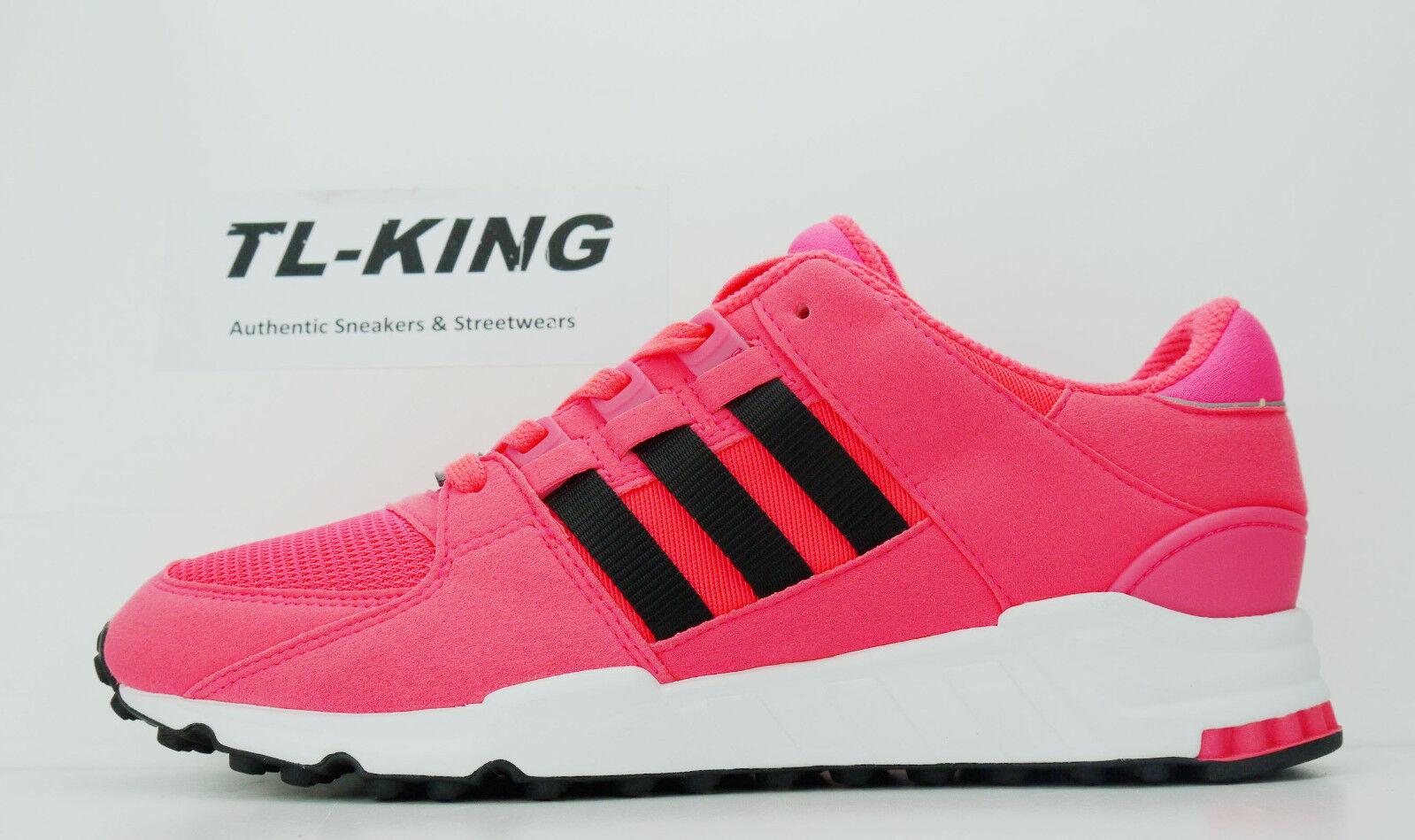 Adidas originals ausrüstung unterstützt eqt - kern schwarz - weiß - rosa bb1321 turbo.