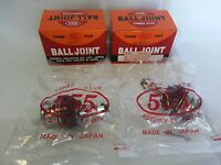 2pcs - Sankei 555 Suspension Ball Joint Front Lower Made In Japan 20206-aj000