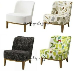 Ikea cover for ikea stockholm chair slipcover assorted colors patterns new easy ebay - Ikea chaise stockholm ...