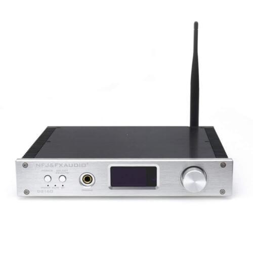 FX-Audio D2160 Bluetooth 4.2 150W2 Digital Power Amplifier Headphone Amplifier