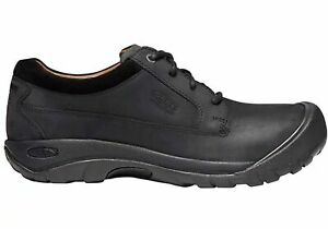 Brand-New-Keen-Austin-Mens-Leather-Waterproof-Comfortable-Lace-Up-Casual-Shoes